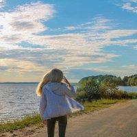 Пейзаж (Кличен) в Осташкове :: Дарья Егорова