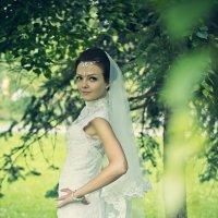 невеста в зеленых тонах :: Arman