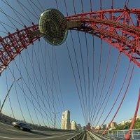 Живописный мост, другой ракурс :: Виталий Авакян