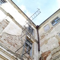 Вот она-лестница в небо! :: A. SMIRNOV