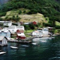 Фьорды Норвегии :: Лара Leila