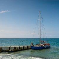 Море. :: Геннадий Оробей