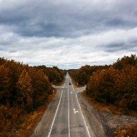 В далекий путь :: Сергей Екимовских