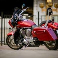 Honda VTX 1800 Custom :: Sergei Korzh