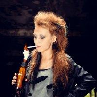 курение вредит вашему здоровью :: Ирина Шаманаева