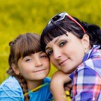 Мама с дочкой :: Ольга