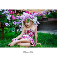 Цветочница :: Tatiana Treide