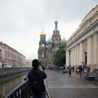 Храм Спас-на-Крови :: Евгений Мергалиев