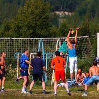 Волейбол :: Александр Неустроев