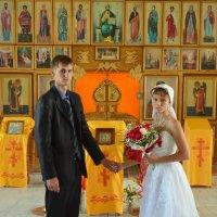В храме :: Константин Шарун