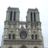 Собор Парижской Богоматери (Франция) :: Anton Сараев