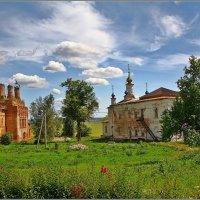 Спасо-Преображенский Белёвский мужской монастырь :: Дмитрий Анцыферов