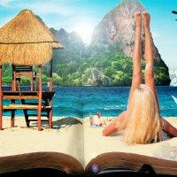 P.S (Рай) i love summer 2014 :: Дарья Егорова
