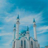 Казань. Мечеть Кул Шариф. :: Александра Салыжина