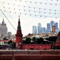 Москва :: Оля Горбачёва