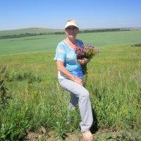 Летний день в поле . :: Мила Бовкун