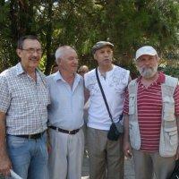 Учителя и ученики :: Светлана Шаповалова (Глотова)