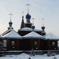 Церковь Богоявления Господня :: Александр Качалин