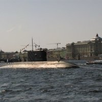 Подводная лодка :: Самохвалова Зинаида