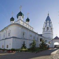 Никитский монастырь (Переславль-Залесский) :: Mikhail .