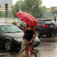 Дождь в городе :: Evgenij Schleinikov