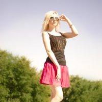 Блонд :: Кристина Старшова