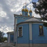 Богоявленский храм :: sorovey Sol