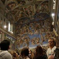 Сикстинская капелла, Ватикан :: Михаил Сбойчаков