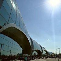 Аэропорт Владивосток :: Анна Лавренко