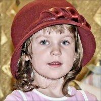 Мамина шляпа :: Валентина *