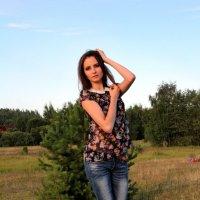 На закате :: Валентина Федорова