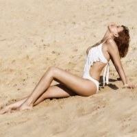 Солнце,песок....жара :: Юлия Астратенко