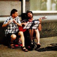 Воскресенье. Музыка моего города... :: Наталья Костенко
