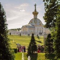 В нижнем парке :: Константин Бобинский
