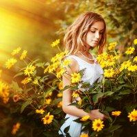 Что видят цветы? :: Сергей Пилтник