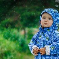 Спрятался от дождя :: Виктория