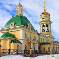 Кафедральный собор Святой Троицы :: Галина Стрельченя