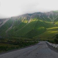 лучики греющие горы... :: Батик Табуев