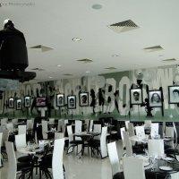 Ресторан на киностудии Рамоджи, Хайдарабад, Индия :: Оксана Шрикантх