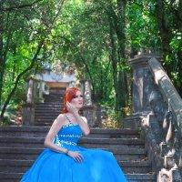 Путешествия с Ликой и Леной :: Анастасия Приходько
