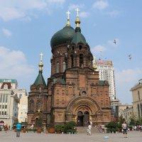 Харбин, церковь святой Софии, Китай :: Сергей Смоляр