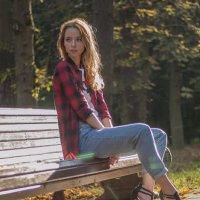 В парке :: Ольга Бирская