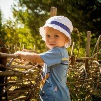Детство - волшебный, чудный мир :: Елена Панова