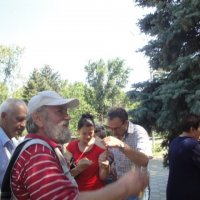 Учитель и ученики... :: Светлана Шаповалова (Глотова)