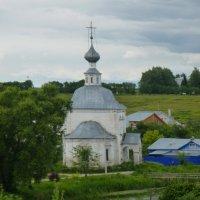 Богоявленский  храм :: Galina Leskova