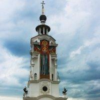 Храм-маяк Святого Николая Чудотворца в Крыму :: Олеся Кудина