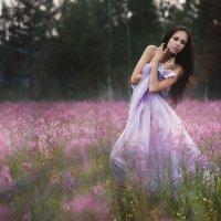 нимфа :: Максим Семенов