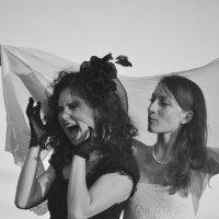 бес и ангел :: Денис Шевчук