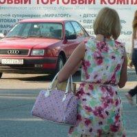На работу :: Владимир Холодницкий