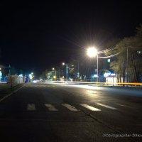ночной дальнегорск :: Олена Борщевская